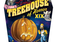 Дом ужасов 19 :: Treehouse of Horror XIX