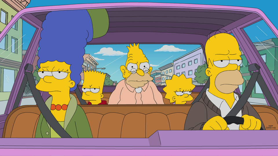 an analysis of the simpsons a popular american television show The simpsons is one of the most recognizable and celebrated icons of american popular analysis because the simpsons show has changed the television.