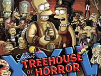 Дом ужасов 24 :: Treehouse of Horror XXIV