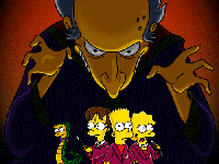 Дом ужасов 12 :: Treehouse of Horror XII