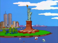 Нью-Йорк против Гомера Симпсона :: The City of New York vs. Homer Simpson