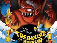 Дом ужасов 23 :: Treehouse of Horror XXIII