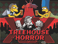 Дом ужасов 20 :: Treehouse of Horror XX